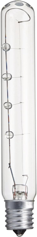 Philips 416263 Exit Sign 20-Watt T6-1/2 Clear Intermediate Base Light Bulb