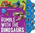 Discovery Kids Dinosaurs Rumble Sound Book (Discovery 10 Button)