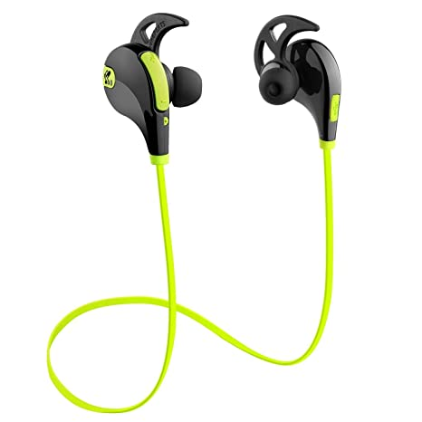 Face Pro Wireless Bluetooth Jogger Headphones with Mic for Running, Sweatproof Earphones,Noise Cancelling Headsets Headphones