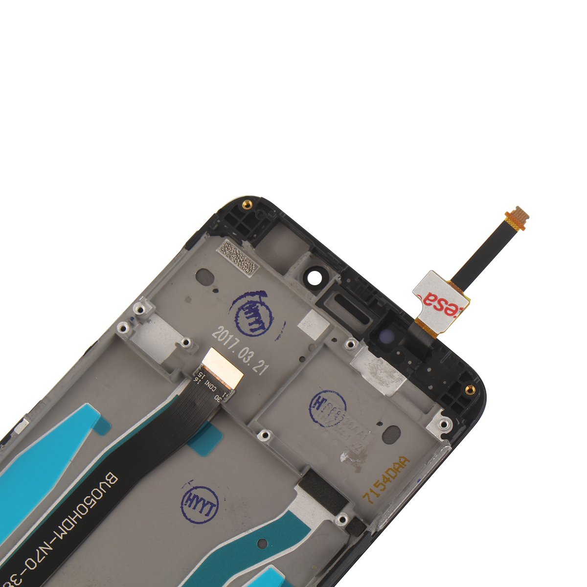 For Xiaomi Redmi Replacement Hyyt Lcd Display And Touch Touchscreen Ts 4x Redmi4x Screen Digitizer Glass With Frame Full Assembly