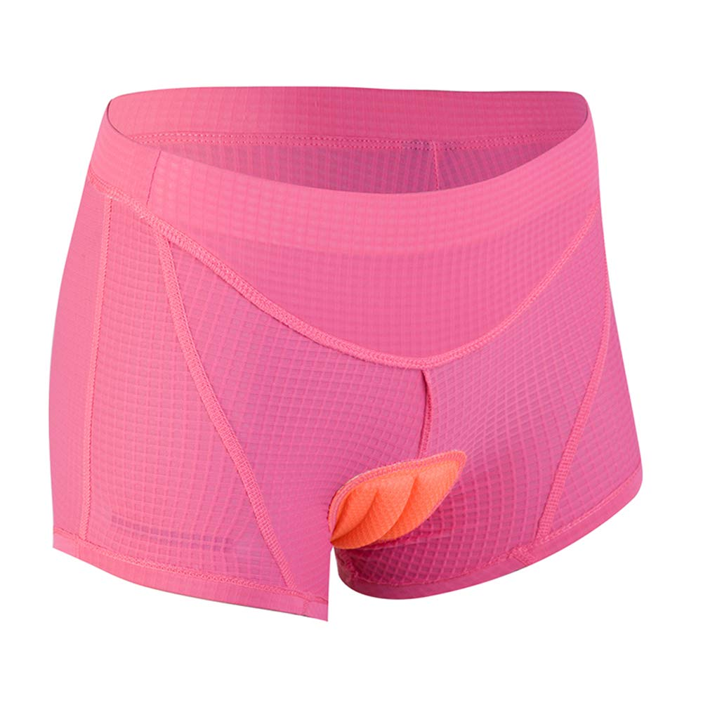 DuShow Women Cycling Underwear 3D Padded Bike Bicycle Underpants Quick Dry Breathable Cycle Shorts