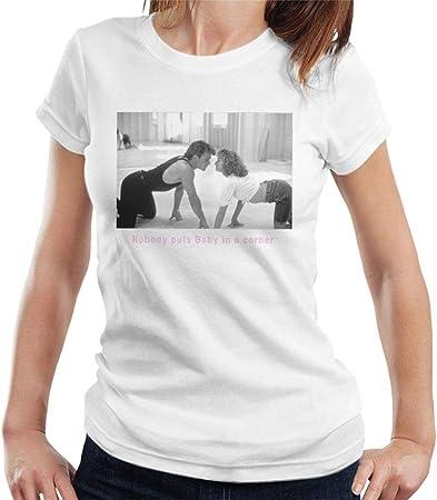 La camiseta de las mujeres,POR FAVOR USE NUESTRA GUÍA DE TALLAS EN LA GALERÍA DE IMÁGENES,100% Algod