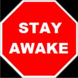 Stay Awake while driving - no sleeping or getting sleepy