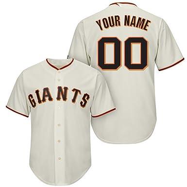 custom giants jersey