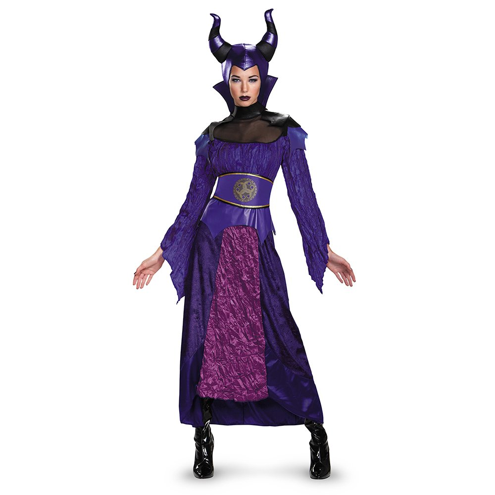 amazoncom disguise womens descendants maleficent deluxe costume clothing