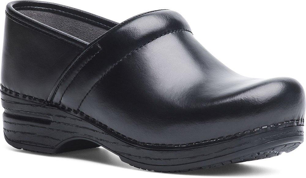 Dansko Womens Clogs & Mules Pro Xp Black Cabrio, Size-39