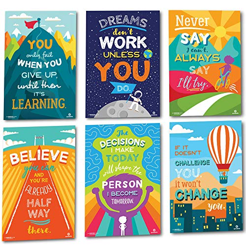 Sproutbrite Classroom Decorations Motivational