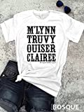 Steel Magnolias movie inspired Style T-Shirt M'Lynn, Truvy, Ouiser, and Clairee Country Southern Style Tee - Ink Printed