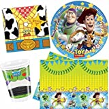 Toy Story Party Tableware Pack for 8