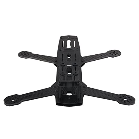 Amazon.com: QAV 250 Frame Multicopter Fpv Drone Frame Kit 4-Axis ...