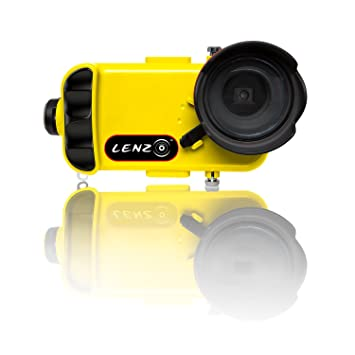 huge discount 3986a 3a8a2 LENZO lo0003 – Underwater Case for iPhone 7, Yellow