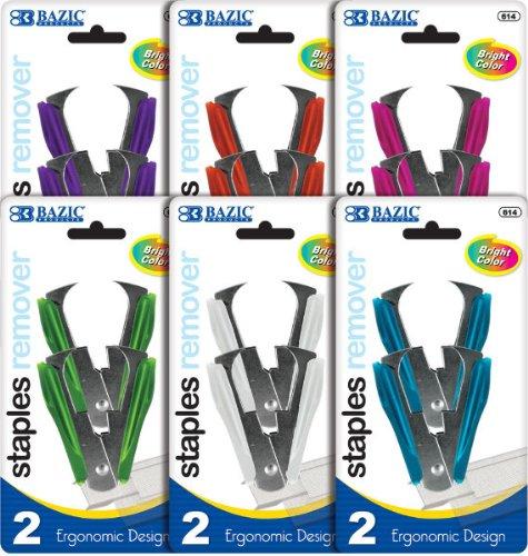 BAZIC Standard (26/6) Stapler, Case Pack of 144