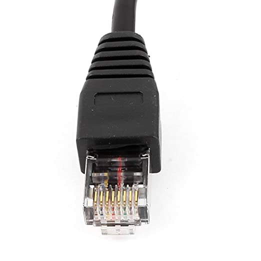 Aexit 1.5M 4.9Ft Transmission RJ45 Male to Female M//F CAT5E LAN Ethernet Adapter Network Cable
