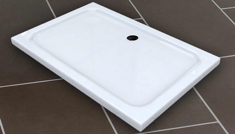 50 mm Plato de ducha 120x90 / Plato de ducha para la ducha ducha mampara de ducha: Amazon.es: Bricolaje y herramientas