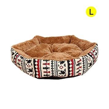 WUYANSE Mascotas de Otoño e Invierno y cómodo cojín, Animales, Perros y Gatos,