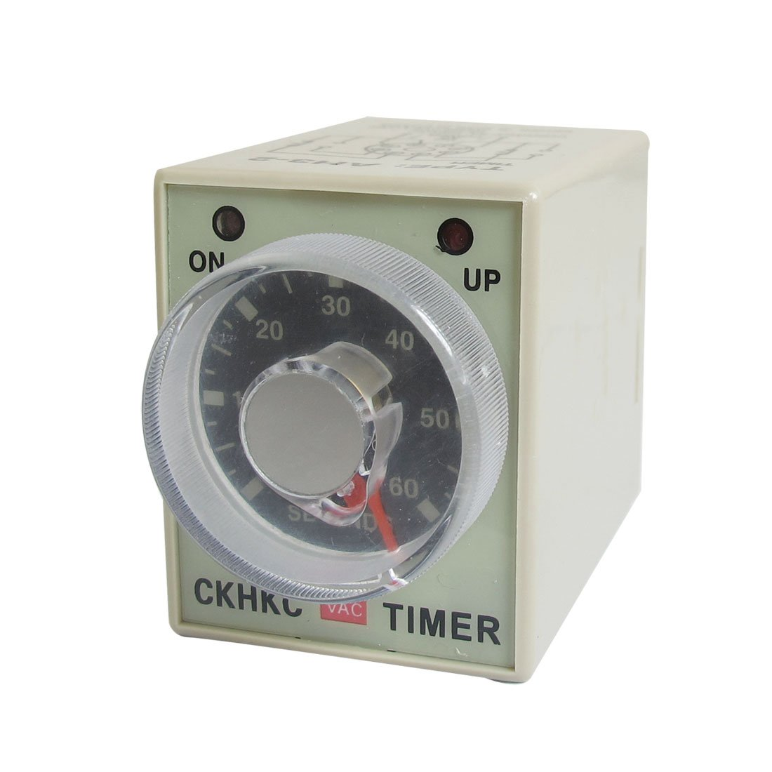 Ac 220v 0 60 Seconds 60s Timer Power On Delay Time Relay 8 Pin Ah3 2 Digital Stopwatch 060sec Circuit Car Motorbike