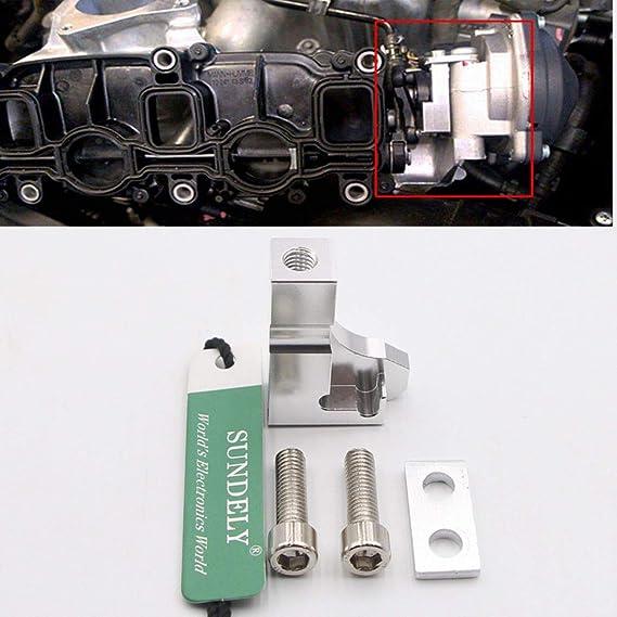 P2015 Kit di riparazione staffa per Au/_di Sko/_da Seat 2.0 TDI CR Collettore di aspirazione 03L129711E 03L129086