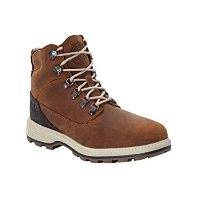 Jack Wolfskin Men's Jack Mid Oiled Leather Boot Combat | Motorcycle & Combat