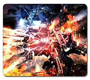 VUTTOO Large Mouse pad - White Glint Armored Core V 25414 High Quality Durable Mousepad Non-Slippery Rubber Gaming Mouse PadMaris's Diary