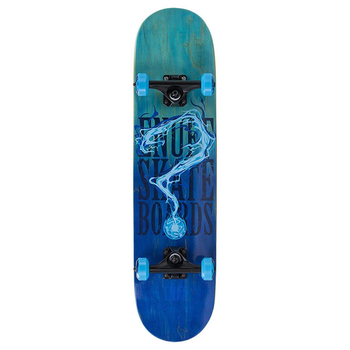 Enuff Pyro Fade Complete Skateboard Unisex Niños Azul  Blue M