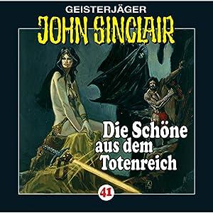 Die Schöne aus dem Totenreich (John Sinclair 41) Hörspiel