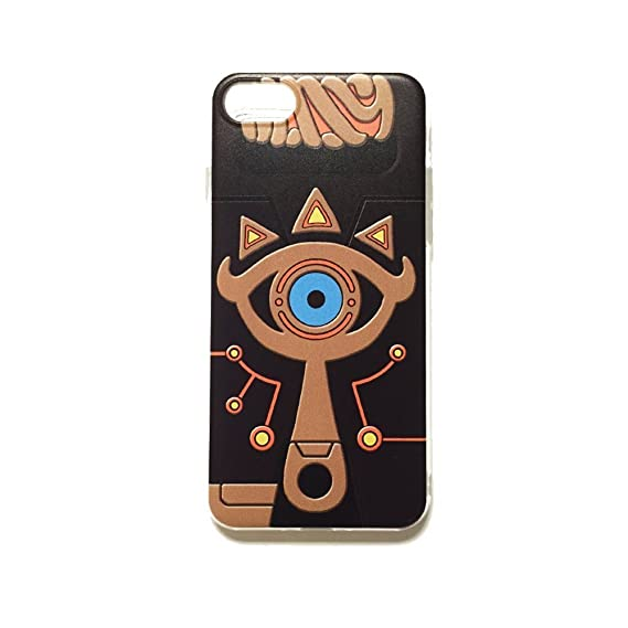 The Legend of Zelda Breath of The Wild Sheikah Slate iPhone Case for iPhone 7 iPhone 8Case