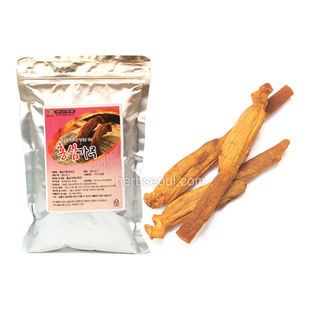 [Jeongwoodang]4 year old Red Ginseng Powder 10.6oz/Korean Ginseng Powder/For Supplement/For Skin/Super Food/홍삼/紅衫 Sold by Stylebang