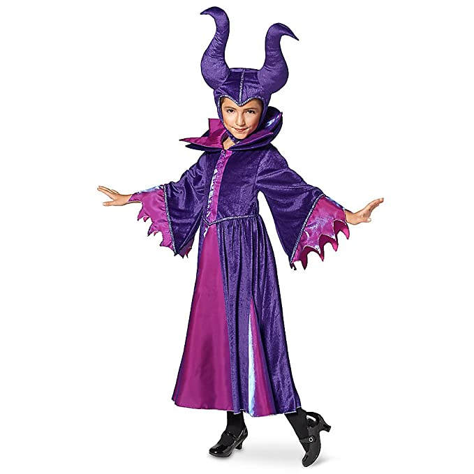 Disney Maleficent Costume For Kids Black