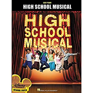 High School Musical - Selections (Easy Piano). Partituras