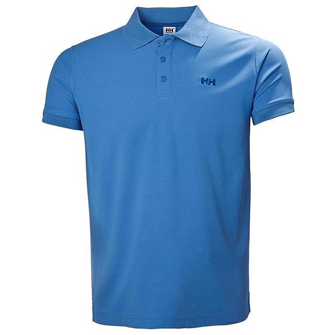 Helly Hansen DRIFTLINE Polo - Polo, Hombre, Azul(503 Blue Water ...