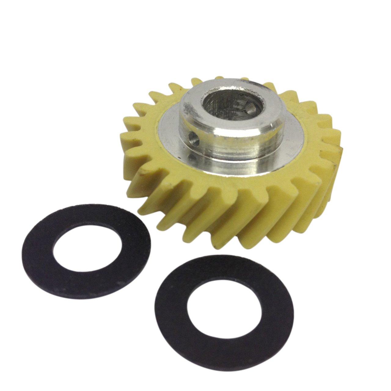 KitchenAid Worm Pinion Gear w10112253per 4.5qt e 5qt Mixer