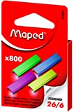 Maped 800 Coloured Staples (Single Box) 324806