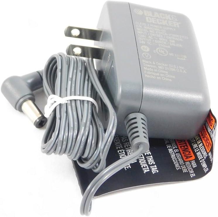 Black & Decker OEM 90592365 Charger CHV1510 CHV1210 CHV9610 FHV1200Read item details for compatibility