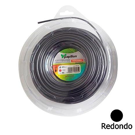 Hilo Nylon / Aluminio Redondo Profesional 3,5 Mm. (40 Metros ...
