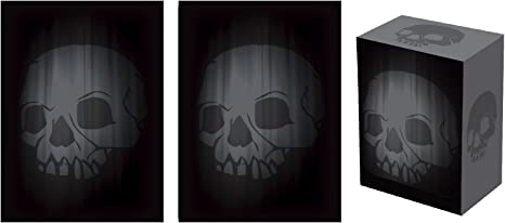 Legion Super Iconic Skull Deck Box for up to 100 Sleeved Cards