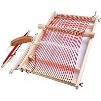 advancethy Telar Weaving Loom Kit de Madera Tradicional