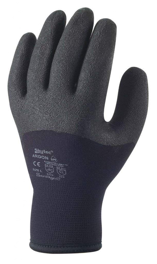 Skytec Argon Size 8/M 1 Pair Of HPT Foam Cold Protection Grip Thermal Gloves Upto -50c