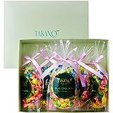 新宿高野 フルーツチョコレート5入EA (ギフト セット) 贈り物 [ホワイトデー/バレンタインデー/お返し/内祝い] 7種類のフルーツ 5袋入り