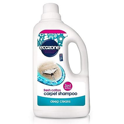 Ecozone - Champú para alfombra (1 L): Amazon.com: Grocery ...