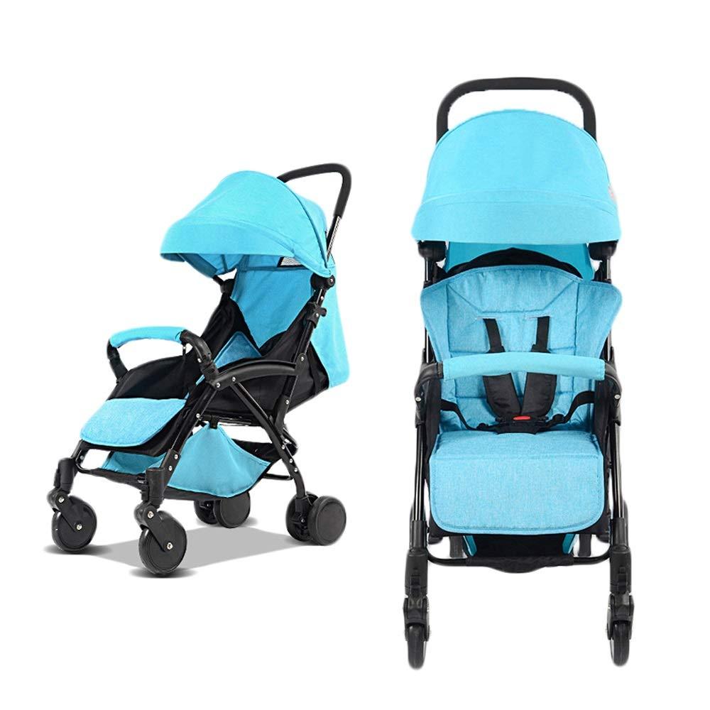 Carrito De Bebé Recién Nacido Carro De Bebé Plegable Se ...