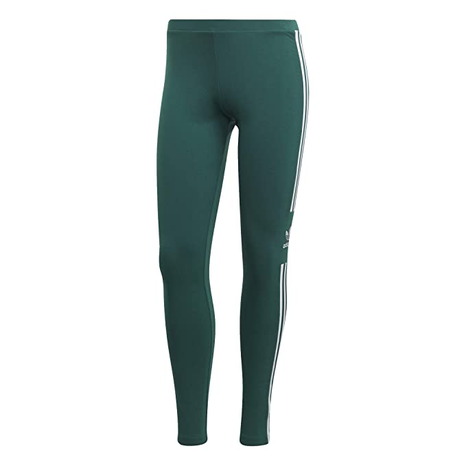 adidas Damen Trefoil Leggings (Tights) Grün