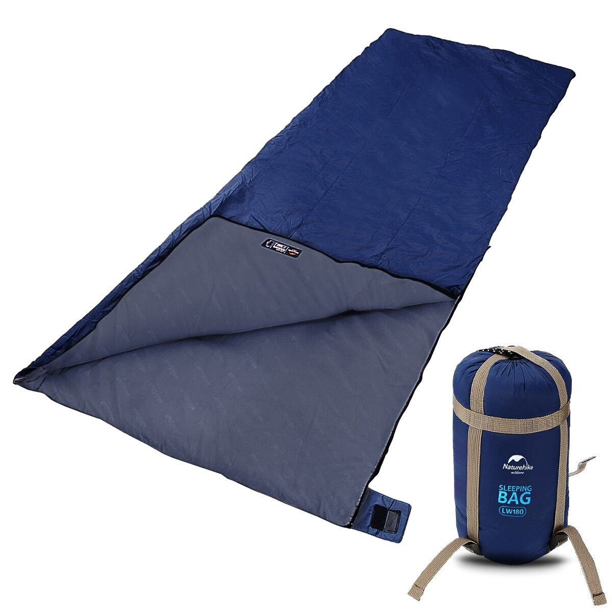 Comfort With Compression Sack Great For 4 Season Traveling Waterproof YZXLI Sleeping Bag /& Outdoor Activities. Envelope Lightweight Portable Hiking Camping Hiking Envelope Sleeping Bag Multifunctional Camping Sleeping Bag for Spring SINGLE