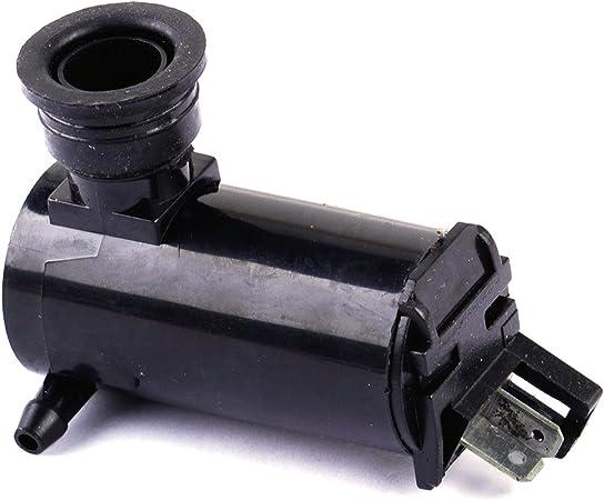 Beler Schwarz Windschutzscheibe Scheibenwaschanlage Pumpe Motor Auto