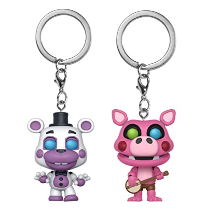 Amazon.com: Funko Pocket Pop! Keychain: Five Nights at ...