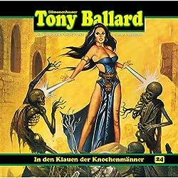 In den Klauen der Knochenmänner (Tony Ballard 24)