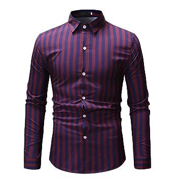 83681dd98 KFSO Men's Grid Printed Dress Shirt,Casual Long Sleeve Shirt,Regular Fit  Button Down
