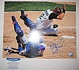 A.J. Pierzynksi Signed Autographed White Sox 11x14 Photo Beckett COA