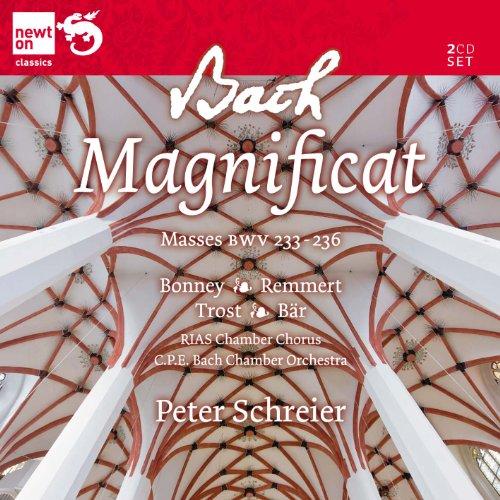 Bach: Magnificat; Masses breves