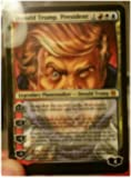 Donald Trump Planeswalker! MTG Card