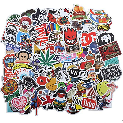 🥇 Trendy Stickers Decorations
